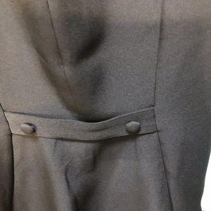 Eva Mendes Black Skirt